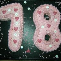 Zum 18. Geburtstag
